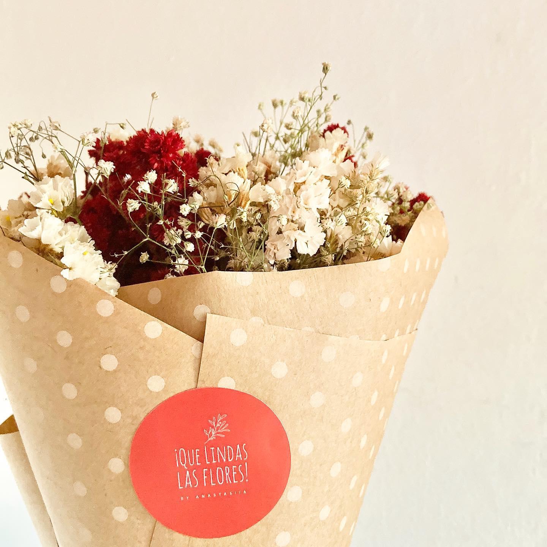 ¡Qué Lindas Las Flores! Destacada